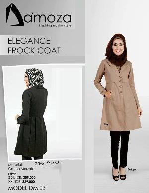 Baju Atasan Wanita Damoza for Women DM 003 Beige