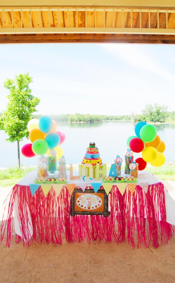 66 best TROPICAL PARTY images on Pinterest