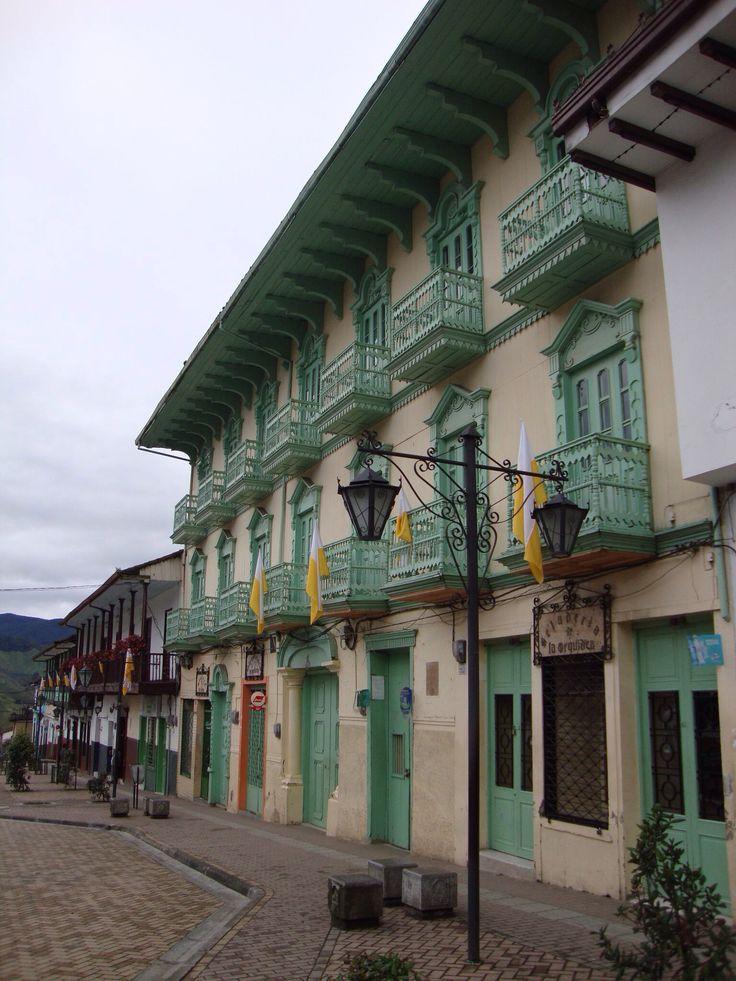 Colombia - Sonson, Oriente de Antioquia.