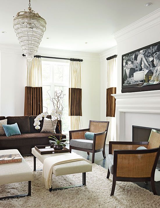 Beautiful Living Rooms Traditional Entrancing Decorating Inspiration