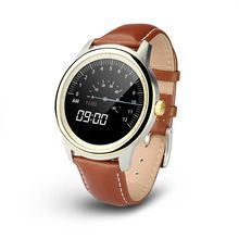 2016 New DM360 upgrade DM365 Smart Watches Bluetooth 4.0 MTK2502 IP67 Round smartwatch IOS Android for iphone samsung waterproof