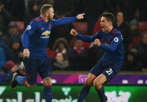 250! History-maker Rooney saves the day for listless Man Utd