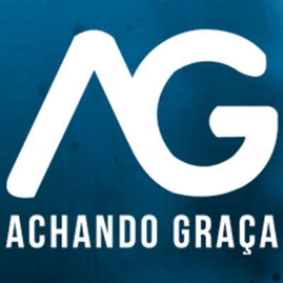 Logo do Achando Graça