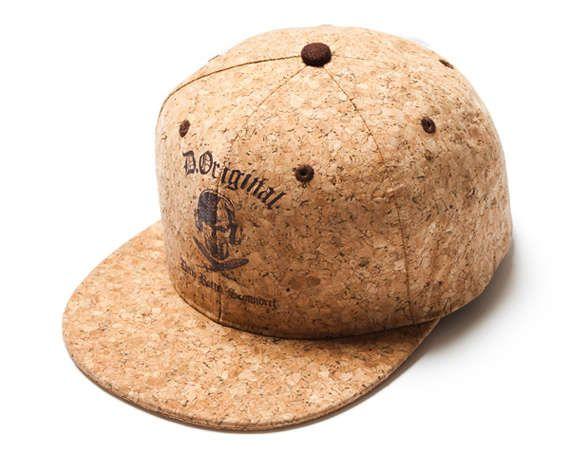 ¡Una gorra hecha con #corcho! Original y natural al mismo tiempo ;) #Moda