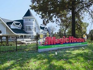 The Magic House, Kirkwood, MO.  It's probably been 20 years since I went there, but the static electricity ball that makes your hair stand on end is still there.
