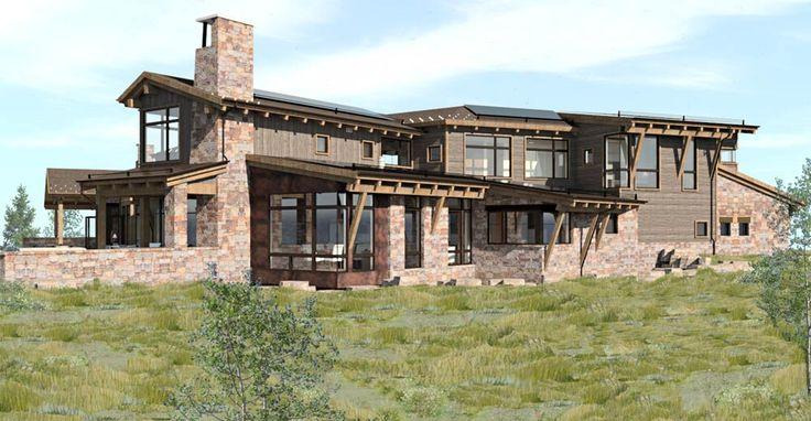 Berglund Architects | Whitehawk Ranch | Boulder, CO
