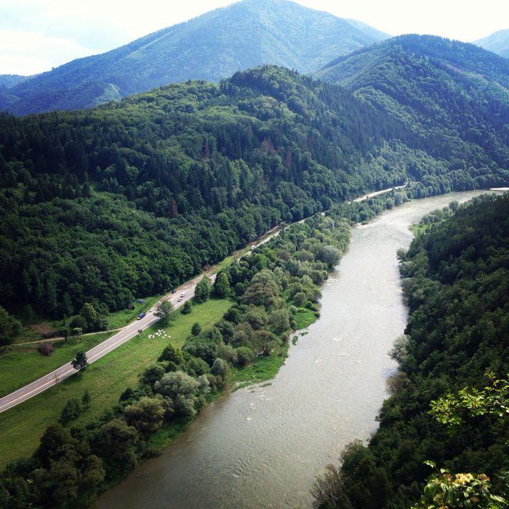 Strecno, Slovakia