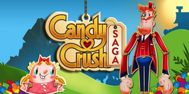 "10 Most Popular iOS Game, ""Candy Crush"" Top"