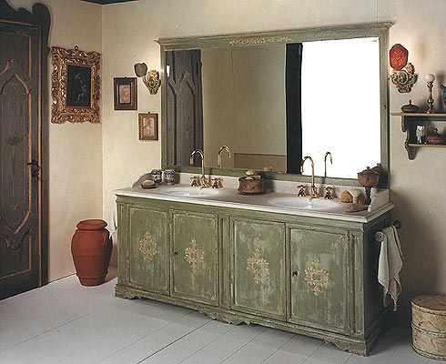 68 Best Images About Bathroom French Country On Pinterest