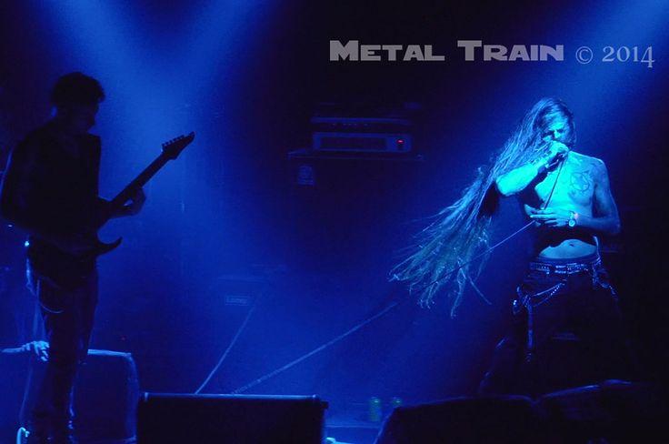 Hedor in Bogota - Metal Train