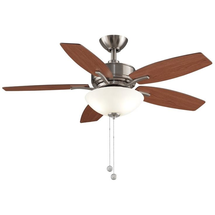 """You'll love the 44"""" Aire Deluxe 5-Blade Ceiling Fan at Wayfair - Great Deals on all Lighting products with Free Shipping on most stuff, even the big stuff."""