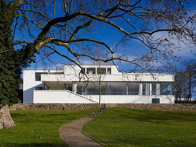Villa Tugendhat @ Brno by Mies Van der Rohe