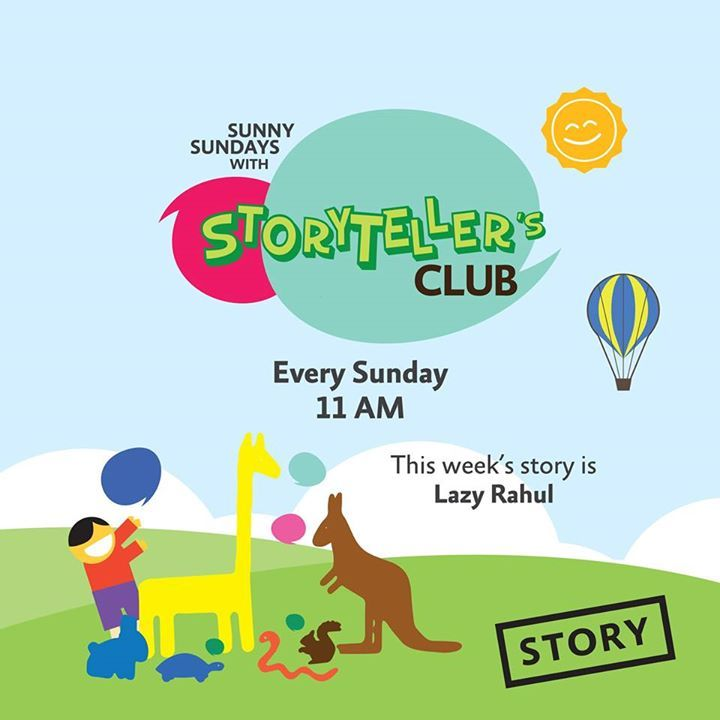 Bring your children for some creative fun at STORY between 23rd October - 15th November. Activities and workshops at our stores will keep your children busy during their festive break!  We have PHONICS AND BLENDS WORDS coming up tomorrow 30th October, an hour session from 6 pm - 7 pm.  Followed by Puja craft making on 31st October and 1st & 2nd November for 4 years and above.  For more information contact 9830470000.  #event #workshop #kidsevent #kidsworkshop #story