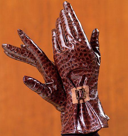 V7949, Misses' Gloves