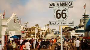 Travel With MWT The Wolf: Santa Monica California Usa