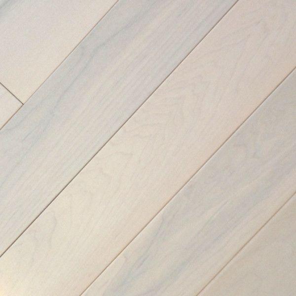 Maple Hardwood Floors, White Maple Laminate Flooring
