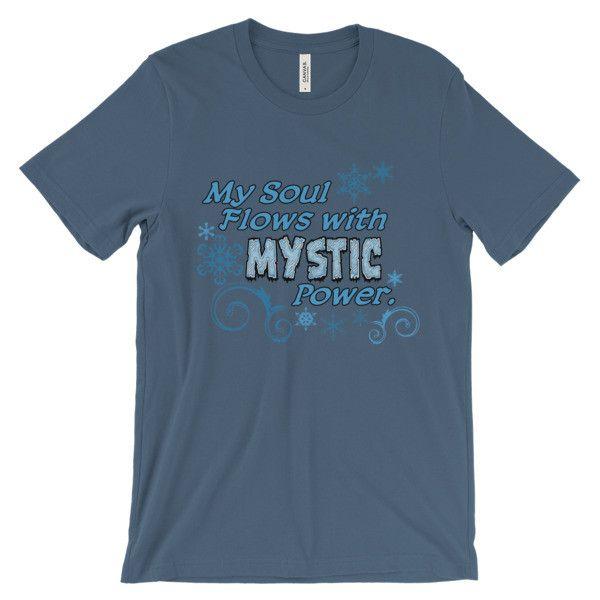 Team Mystic Unisex Short Sleeve tee