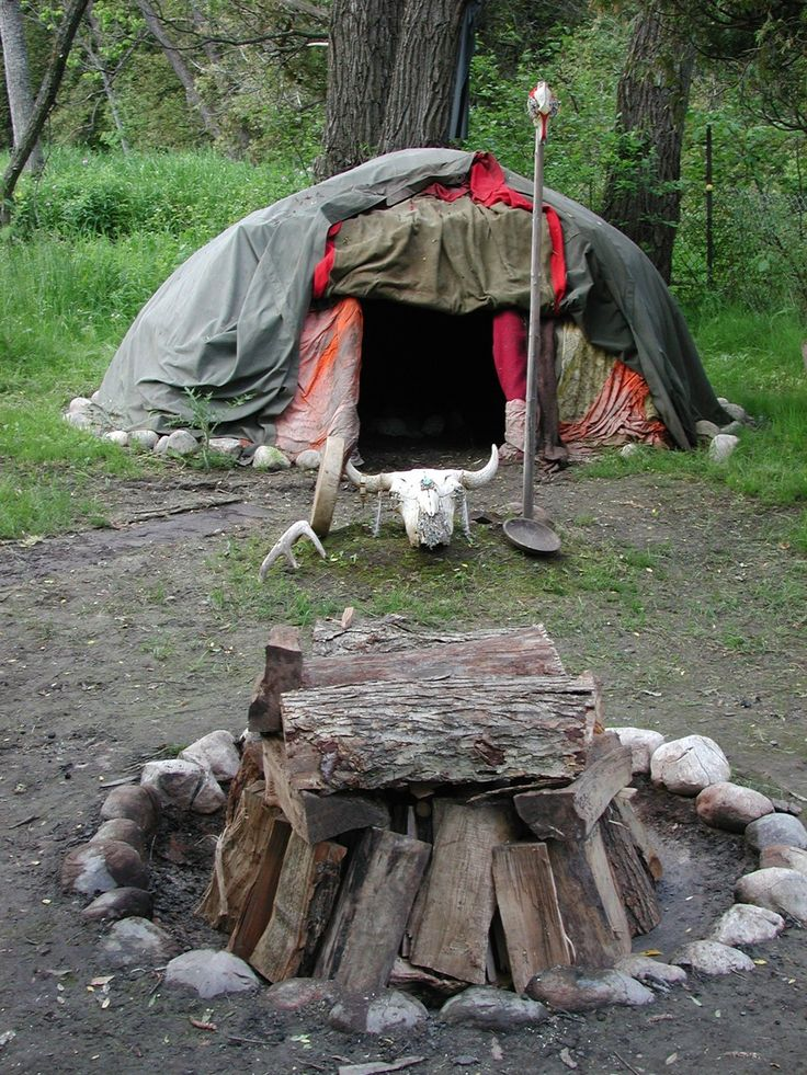 14 best How to build a sweat lodge images on Pinterest ...