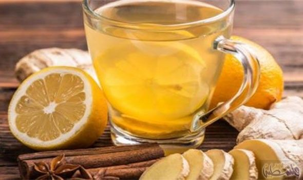كوبان من مشروب الليمون والزنجبيل يومي ا له مفعول السحر في إنقاص الوزن Remedies For Menstrual Cramps Menstrual Cramps Natural Remedies For Heartburn