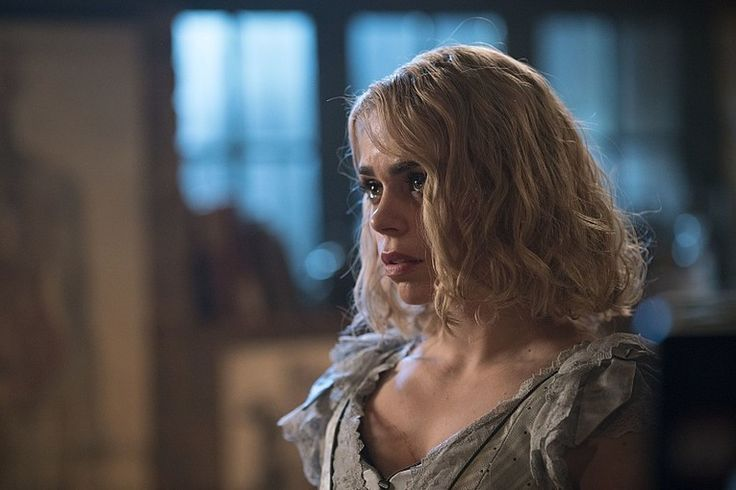 Billie Piper as Lily on Penny Dreadful