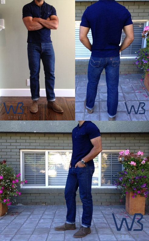 Fashion tips for the well-built guy