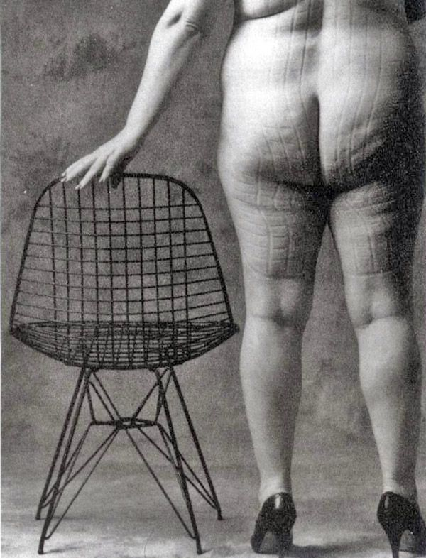 no pants day - modernica case study eiffel tower wire chair