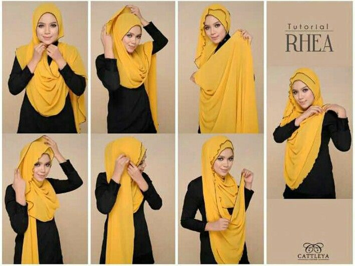 Tutorial shawl