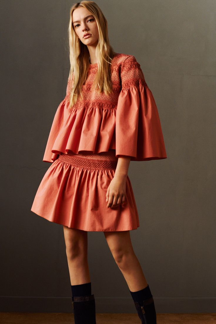 See by Chloé Pre-Fall 2016 Fashion Show