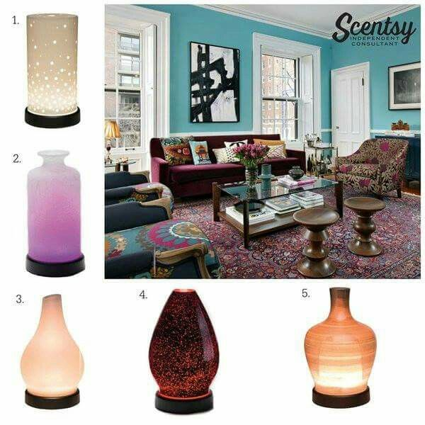 pick a oil diffuser for this room