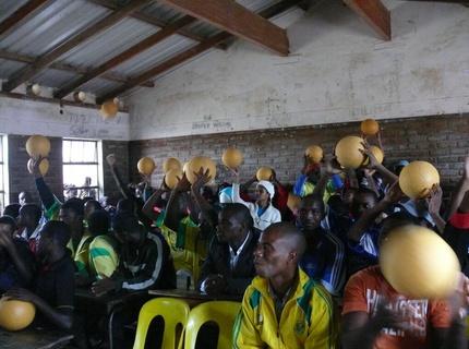 Malawi Global Ambassadors Trip 2013