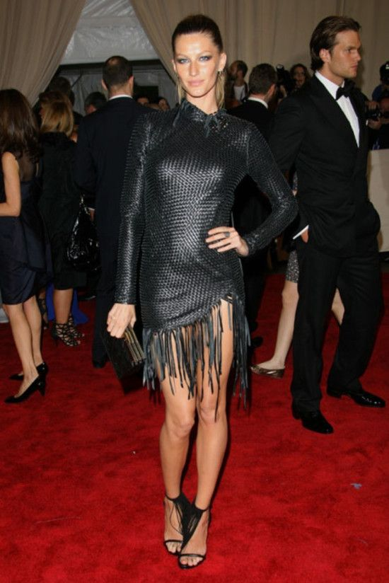 Best of MET Gala 2010 gisele bunchen in alexander wang thefashionmedley.com