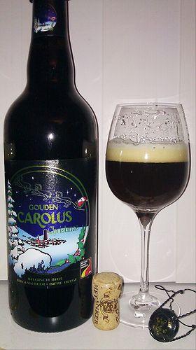 Gouden Carolus Christmas - Brouwerij Het Anker (Mechelen, Antwerpen, Belgium) - incredible, amazing... Like a good Carolus.