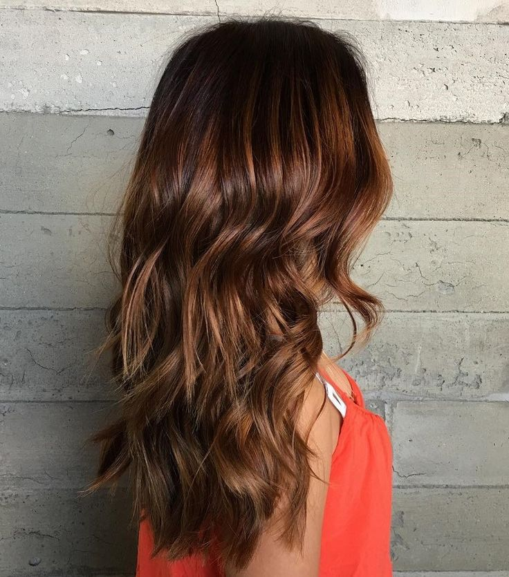 Dark Auburn Hair Color with Highlights - Best Hair Color for Summer Check more at http://www.fitnursetaylor.com/dark-auburn-hair-color-with-highlights/