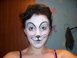 16 best mouse make up images on Pinterest   Face paintings ...