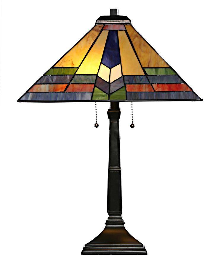 "Southwestern Sunrise 23.5"" H Table Lamp"