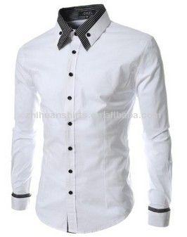 1.Unique contrast stripe collar design  2.100% Cotton  3.Creative Designing  4.Competitive price   5.Check strictly,Good Quality