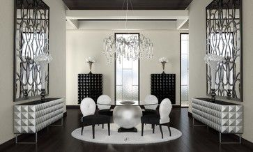 CLUB COLLECTION 2014 eclectic-dining-sets