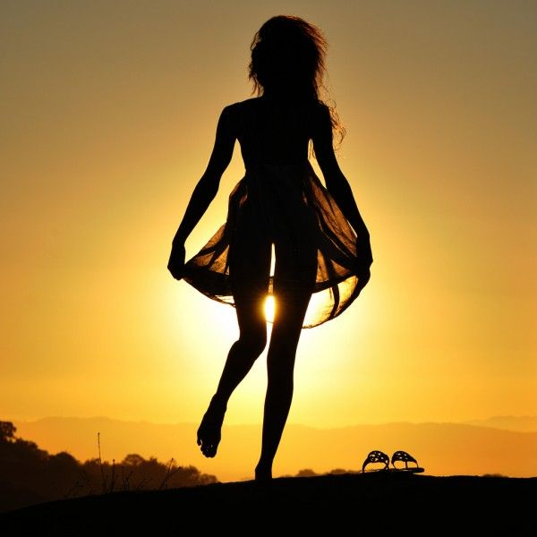 incredible silhouette