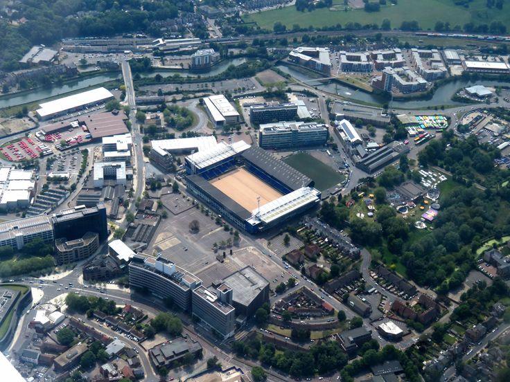 Ipswich Town's home - Portman Road