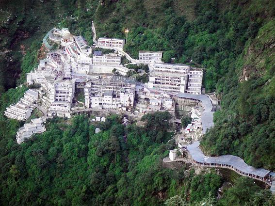 Vaishno Devi Temple, Katra, Kashmir