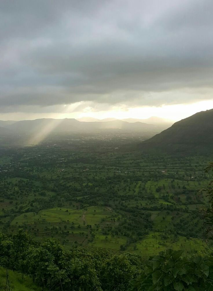 Surise from wai ghat !!!