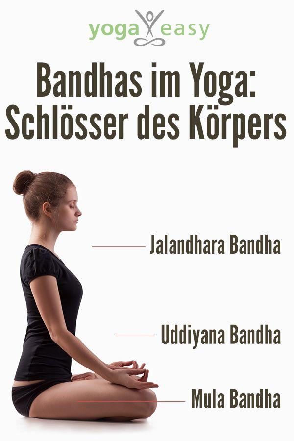 Bandhas im Yoga: Schlösser des Körpers