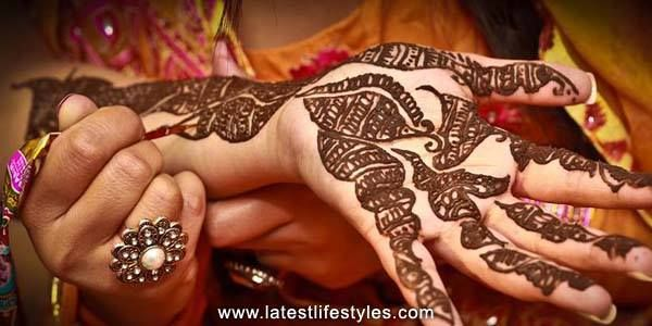 New Mehndi Designs for Hands 2014. Check here complete designs.