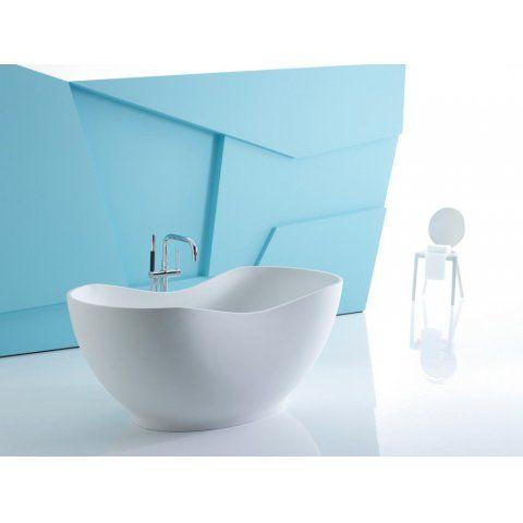 Wanna wolnostojąca idealnie pasuje do nowoczesnej łazienki