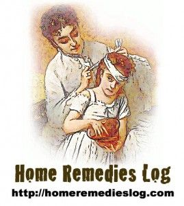 Website full of home remedies