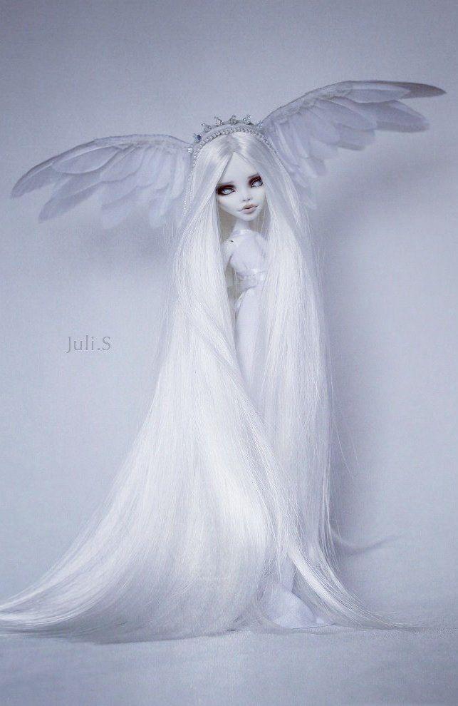 OOAK Monster High Cupid #OOAKbyJuliSidorova #JuliSidorova … | Flickr