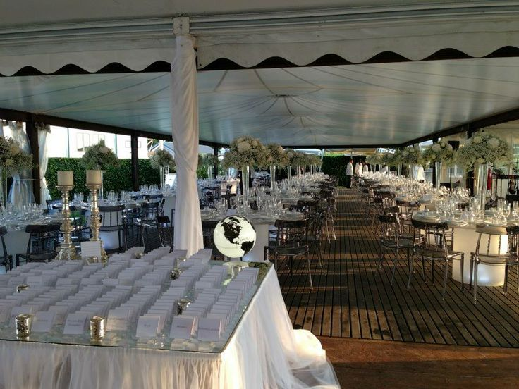 Panoramica Plasmeau Mariage e allestimento