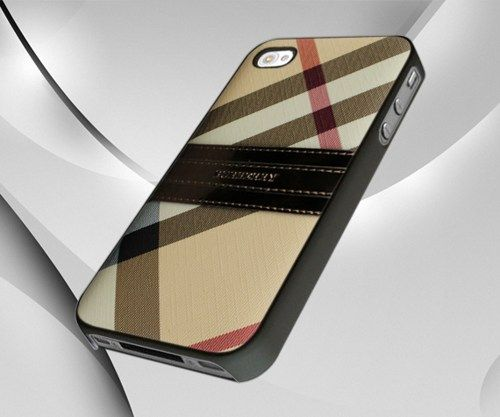 Burberry - iPhone 4/4S Case : whidcases - Accessories on ArtFire