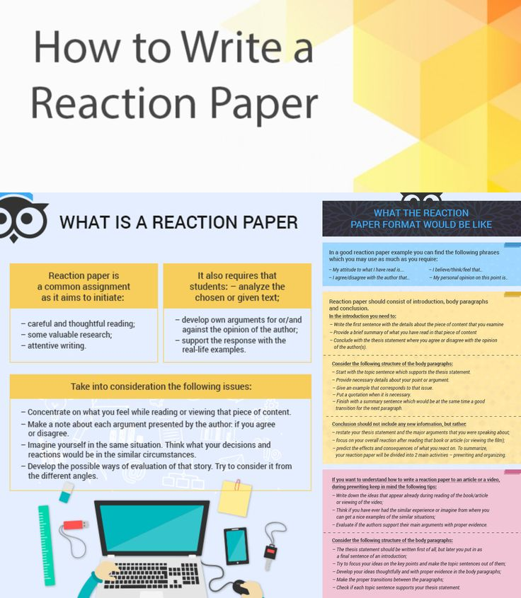 reaction paper about personality The differences between writing a reaction paper and a reflection paper may not, at first, be obvious however, ignoring the variations in composition can make the difference between you getting an a on your essay or scrambling in a panic at semester's end to make up for lost points due to not following.