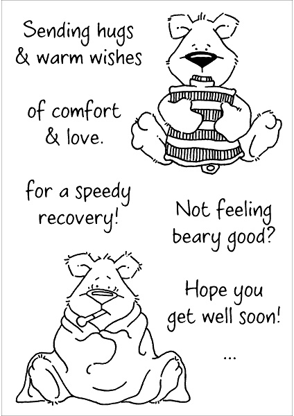 Under the weather bear